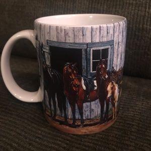 Lang Mugs Collectible Horse Mug - Little Partners